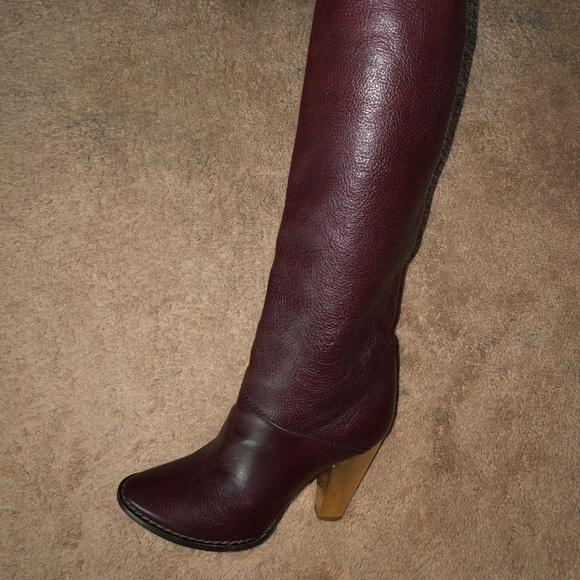 ec188ea15 Dolce & Gabbana Shoes | Ox Blood Dolce And Gabbana Boots | Poshmark